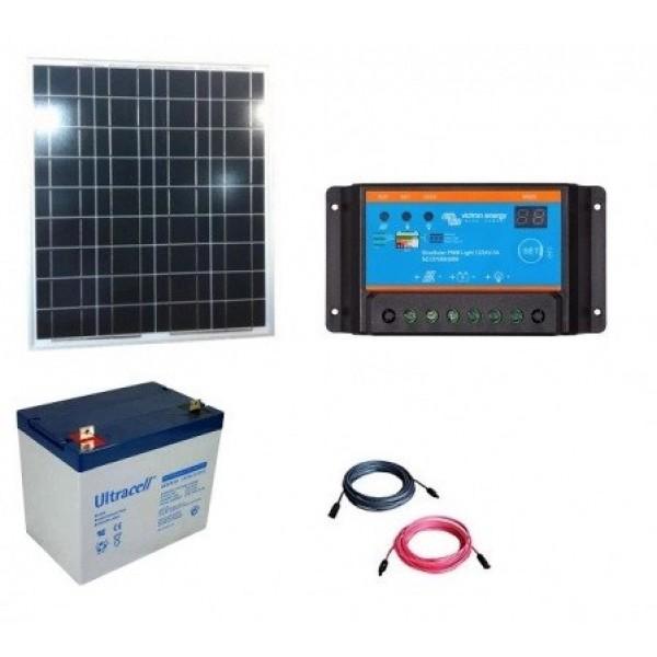 Sisteme fotovoltaice complete