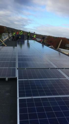 Instalare panouri solare